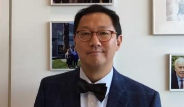 UBC President Santa Ono addresses Interdisciplinarians